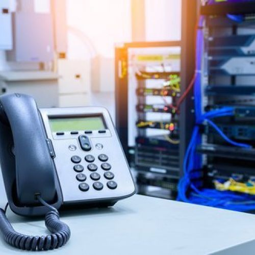 Installation of Secure VoIP Systems